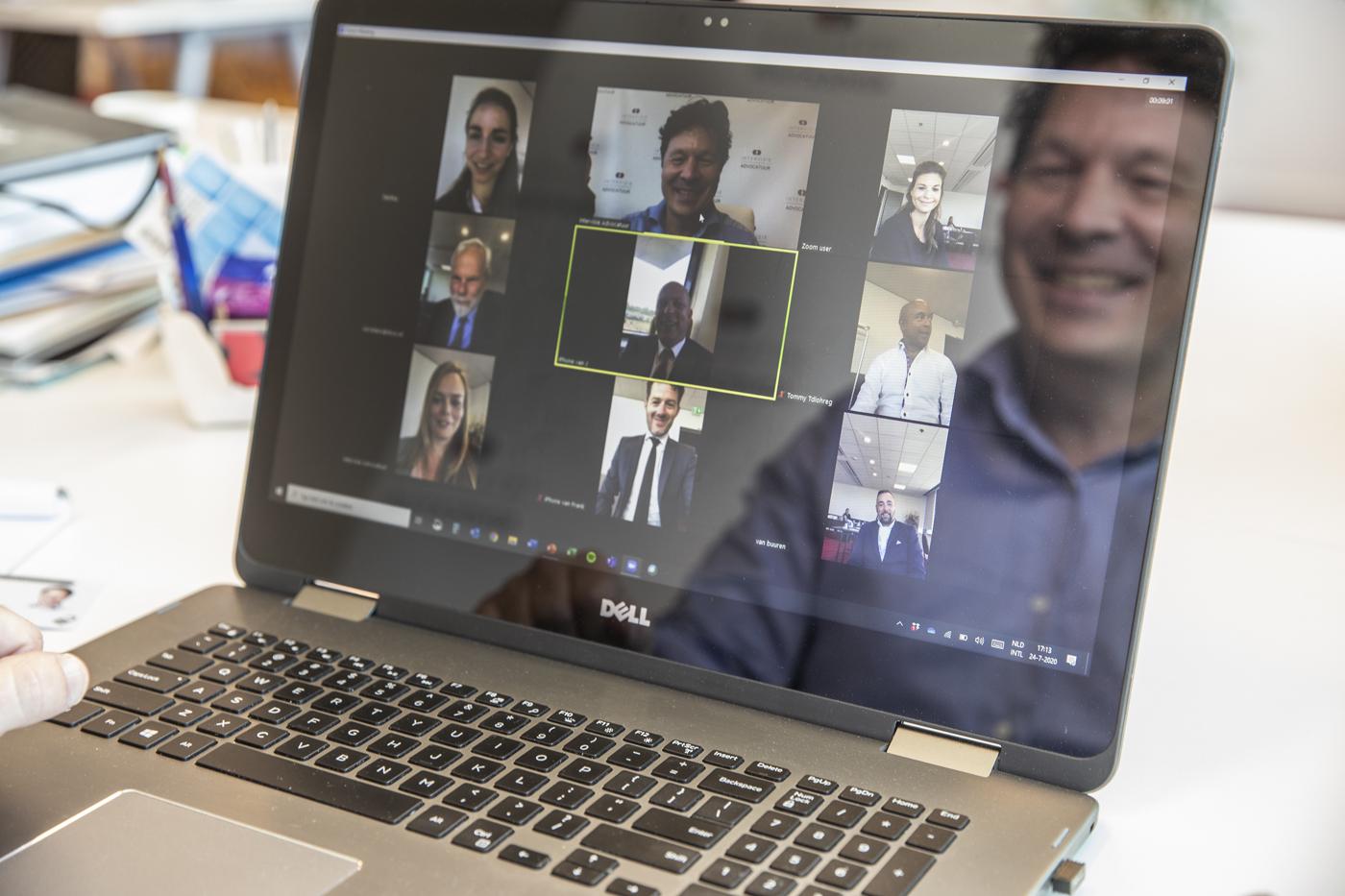 Online intervisie voor advocaten door mr. Tjeerd Poot